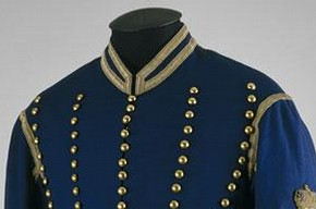 Coachman's jacket, 1881–1917, Museum no. TK-3054, © The Moscow Kremlin Museums
