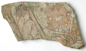 Relief fragment, Kara-Yantak, 500-600 AD. Museum no. LOAN:I A SURVEY.20 (K.Y.I.0018), © Victoria and Albert Museum, London. On loan from the Government of India and the Archaeological Survey of India