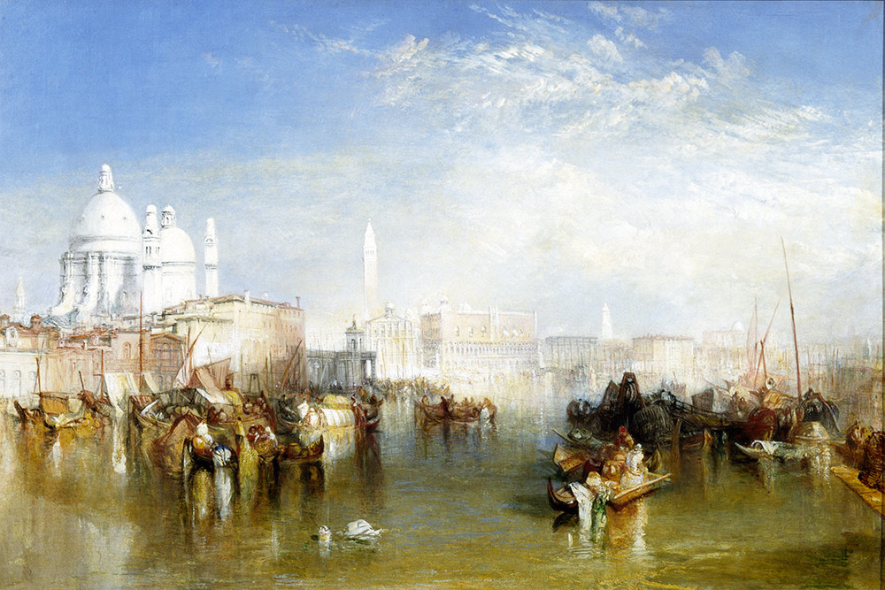 The Romantic Tradition In British Painting 1800 1950 Victoria And