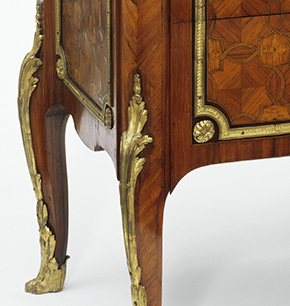 Figure 2. Cramer commode (W.3:1-8-1940). Gift of Miss Rachel Leighton through The Art Fund . © Victoria and Albert Museum, London