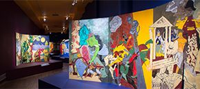 Closed exhibition - M.F. Husain: Master of Modern Indian Painting
