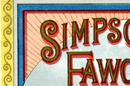A detail of a Simpson Fawcett catalogue