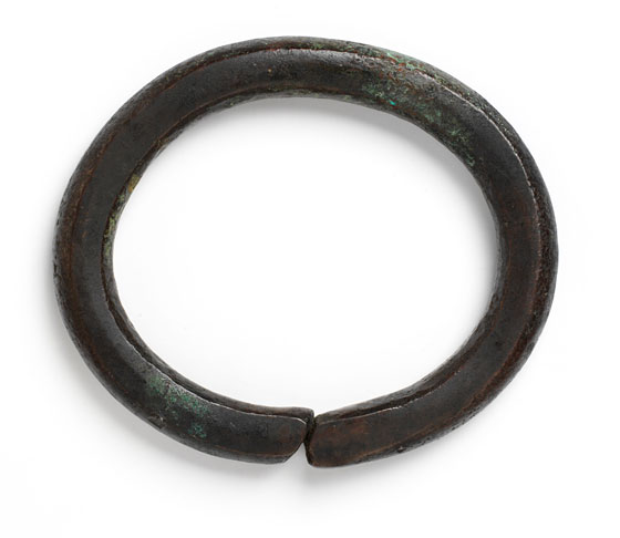 Arm Ring of an African Leader