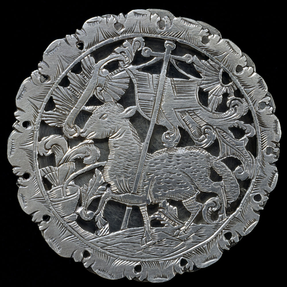 Christian symbolism the natural world victoria and albert museum case unknown maker 18th century museum no m787 1926 biocorpaavc Gallery