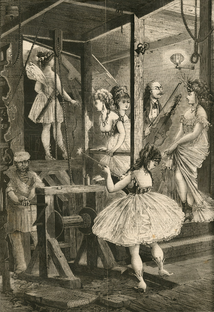 Victorian pantomime victoria and albert museum - Trap spar ...
