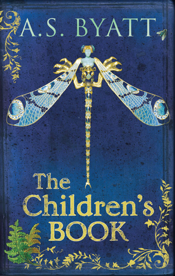 Beautiful Book Cover Ups : Review the children s book by a byatt victoria and