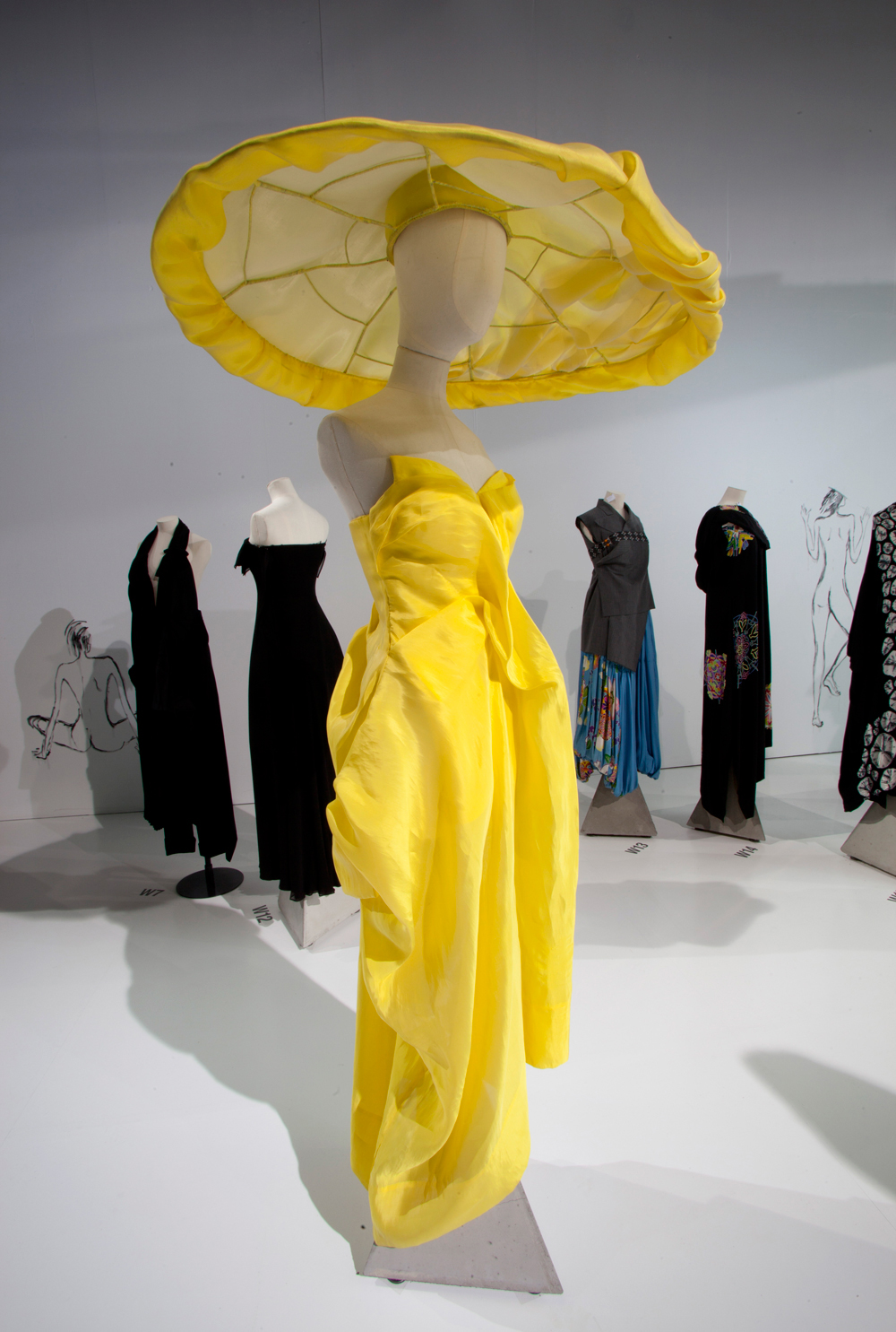 Yohji Yamamoto: About the exhibition - Victoria and Albert