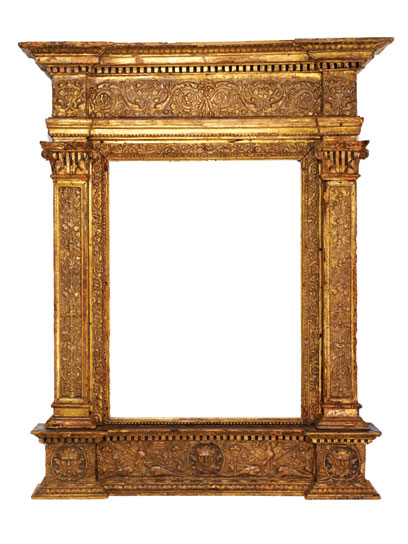 A forthcoming technical publication of Renaissance frames at the V&A ...