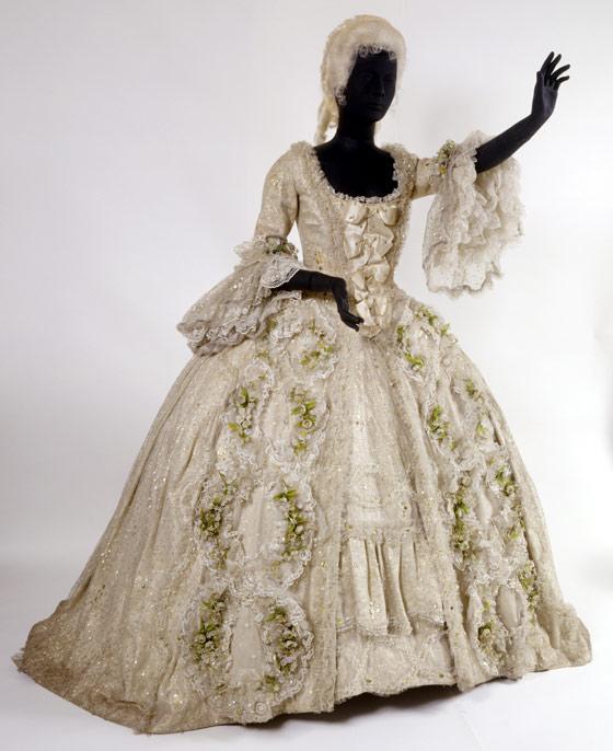 Costume For Sophie In Richard Straussu0027s U0027Der Rosenkavalier,u0027 London, 1974.  Museum