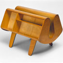 Penguin Donkey Bookcase by Egon Riss and Isokon, 1939