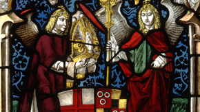 German and Swiss stained glass 1470–1510