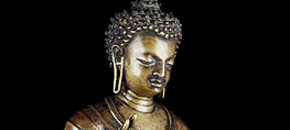 The Radiant Buddha