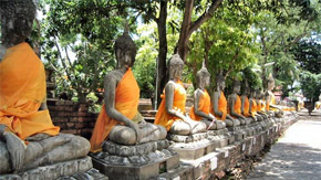 Buddhist Pilgrimage Sites: Thailand