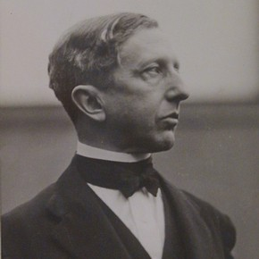 Sir Eric MacLaggan, CBE, FSA, Director and Secretary of the Victoria and Albert Museum, 1924 – 1944