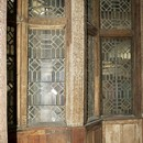 Interior panelling from the first floor room of Sir Paul Pindar's house