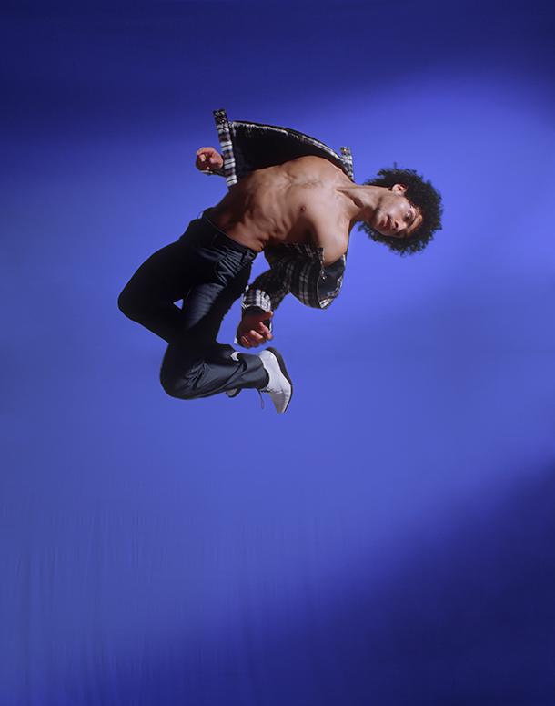 Rambert Dance Company, Anatomica # 3, 2007 © Chris Nash