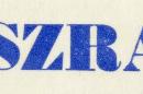 Szrajbman logo (detail)