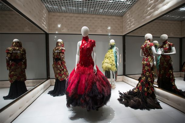 Fashion Beauty Events London: Alexander McQueen: Savage Beauty