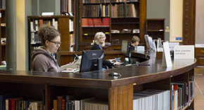 National Art Library: Registering for a Reader Ticket