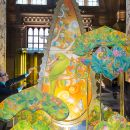 'Kapataru: The Wishing Tree' by Sarthak and Sahil at the V&A, 2015 © Victoria and Albert Museum, London