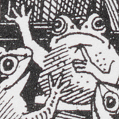 Aesop's Fables: The Frogs Desiring a King