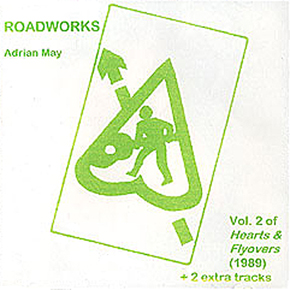 Memory Maps: 'Roadworks' by Adrian May