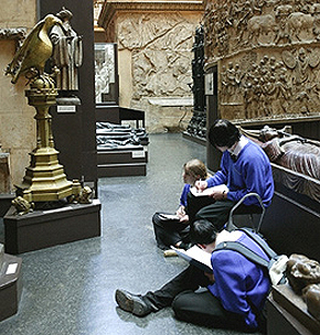 Teachers' Resource: Drawing in Museums