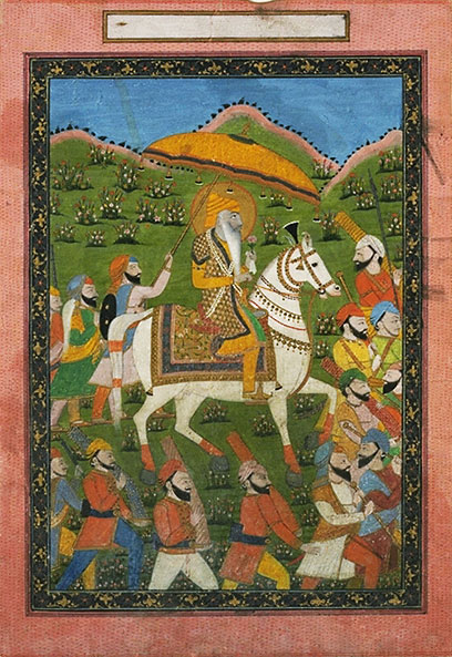 The Panjab and the rise of Sikh power - Victoria and Albert Museum
