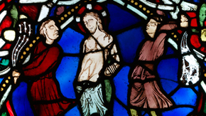 Stained glass 1140–1250