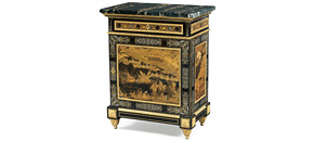 Mazarin Chest: Related Japanese export lacquer in other collections