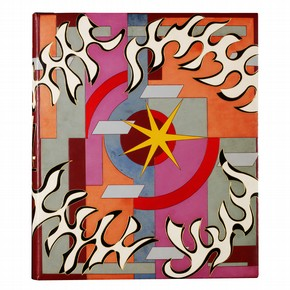 Henri Matisse, 'Jazz', Paris, Teriade, about 1947. Binding by Paul Bonet, 1952. Museum no. L.338-1948