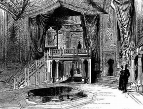 Durbar Hall, Colonial and Indian Exhibition, South Kensington, 