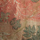 Figure 9 - Brocaded silk, France, 1675-1699. Museum no. 221-1895, photography by Alice Dolan
