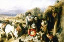 Edwin Landseer, 'The Drover's Departure', 1851. Museum no. FA.88