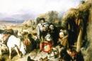 Edwin Landseer, 'The Drover's Departure', 1851. Museum no. FA.88