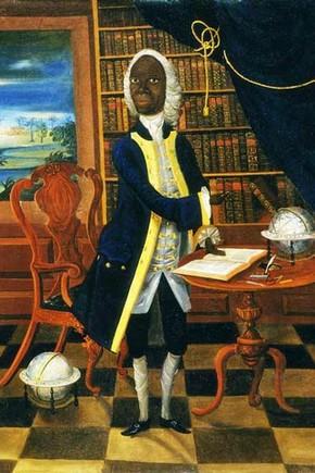 Portrait of Francis Williams, about 1745, Museum no. P.83-1928
