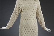 Mary Ping, Hound's-tooth sweater dress, Autumn/Winter 2005-6, loaned by Mary Ping