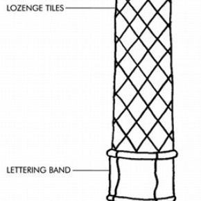 Illustration showing column elements. Illustration by Charlotte Hubbard