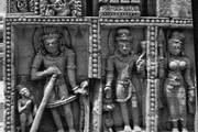 Detail of column, Udayagir. © John Huntington