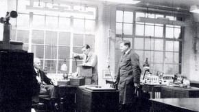 Fig. 1 Art Studio 1953