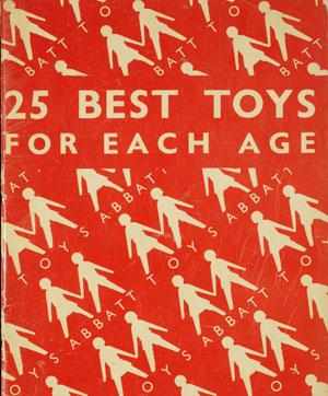 Catalogue front cover, Paul and Marjorie Abbatt Ltd, c1937 copyright Victoria and Albert Museum