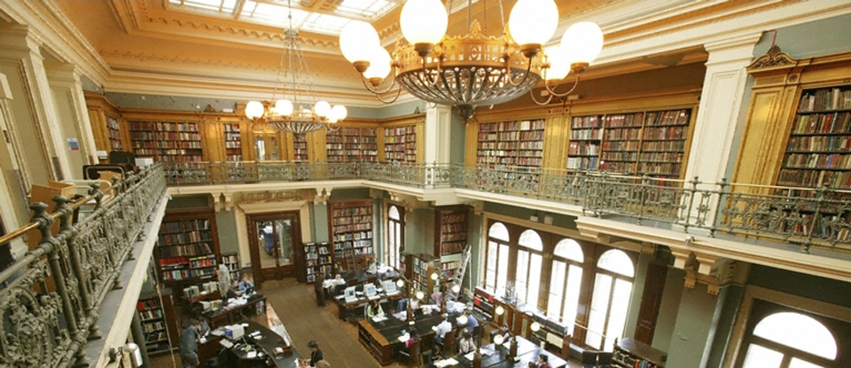 National Art Library London's Most Beautiful Libraries