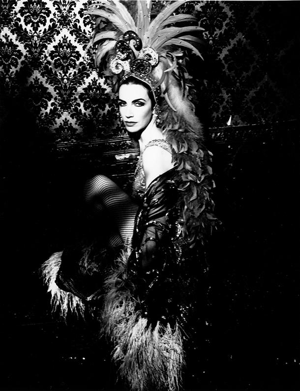 Annie Lennox, 1991 © Satoshi Saiksusa
