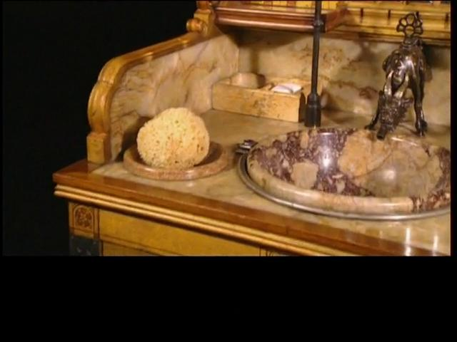 Video: William Burges's washstand