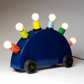 Super Lamp, Martine Bedine, 1981, Museum no. M.1-2011