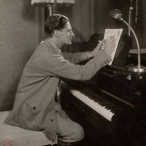 Ivor Novello, New Theatre, Greenwich, London, October 1929.