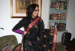 Wardrobe stories: British Asian style