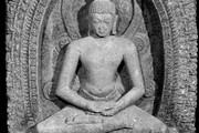 Seated Buddha, Udayagir. ©John Huntington