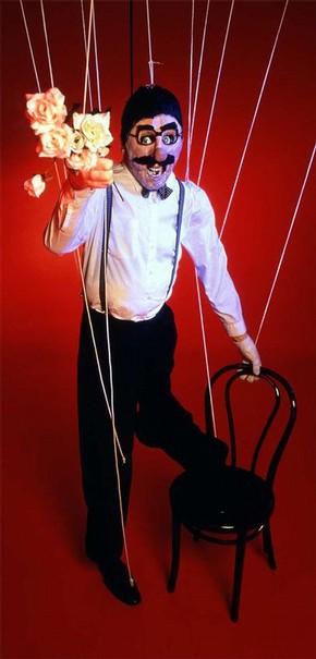 Anthony, Forkbeard Theatre Company, 1999