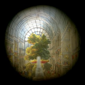 Crystal Palace Peep Show ('Lane's Telescopic View'), England, c.1851. Museum no. E.2649-1953